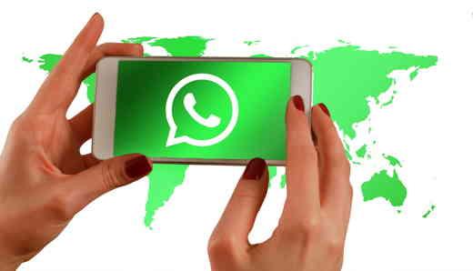 Fotocamera WhatsApp si vede male