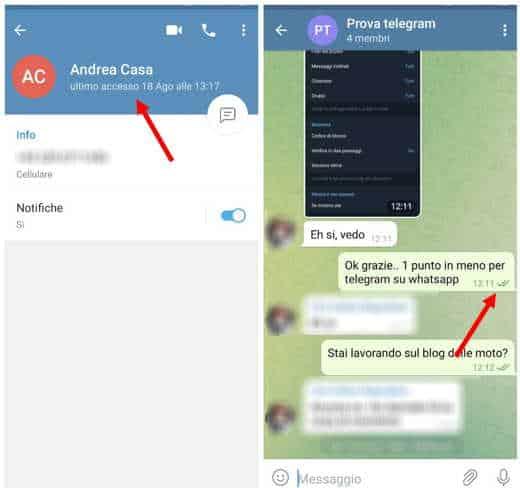 come non farsi bloccare su telegram