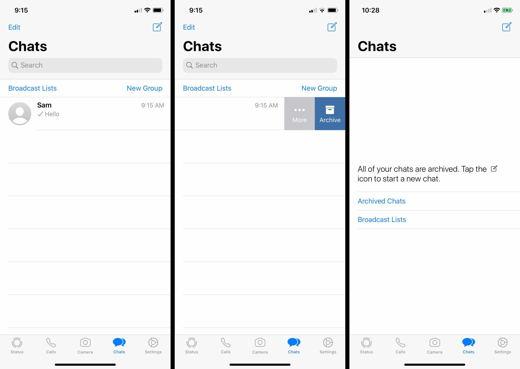 come vedere conversazioni whatsapp