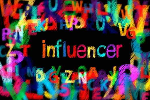 influencer famosi