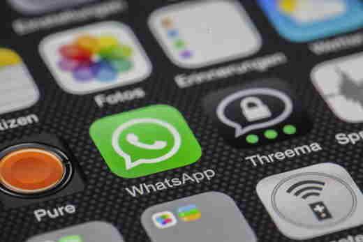 Come creare collegamento WhatsApp alla home del telefono