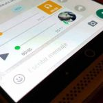 Come salvare audio WhatsApp