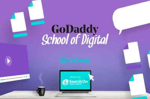 GoDaddy School of Digital 2021: sesta lezione sull'email marketing