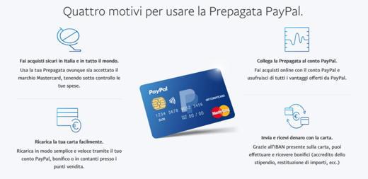 paypal costi