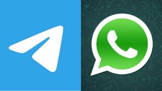Come trasferire gli sticker da Telegram a Whatsapp