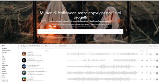 video musicali gratis