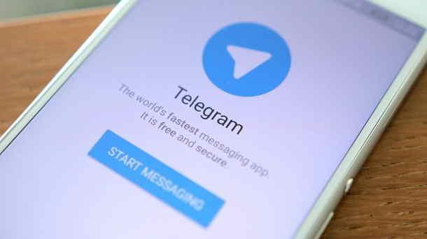 Come fare ricerche su Telegram