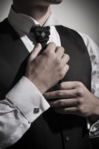 Il vestito da sposo