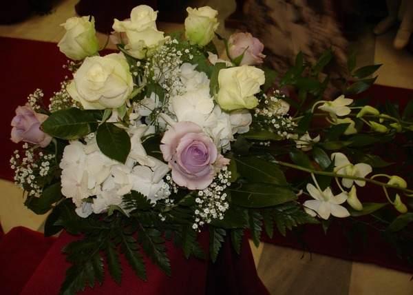I fiori nel matrimonio
