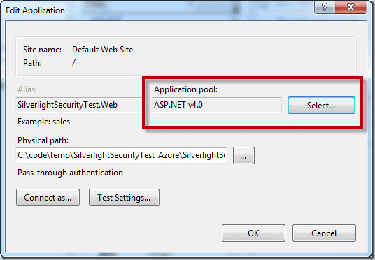 Asp.Net v4.0