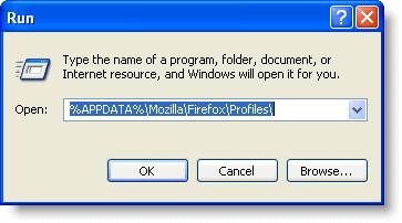 win rundialog - Come abilitare il taglia, copia e incolla su Mozilla Firefox e Chrome
