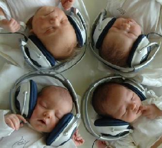 la musica e il nascituro