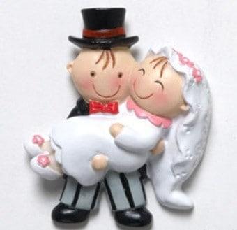 Antiche tradizioni degli sposi