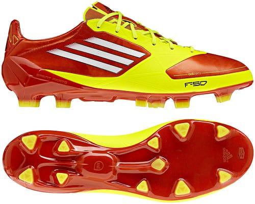 adidas adizero f50 micoach - Adizero f50 miCoach: la prima scarpa intelligente