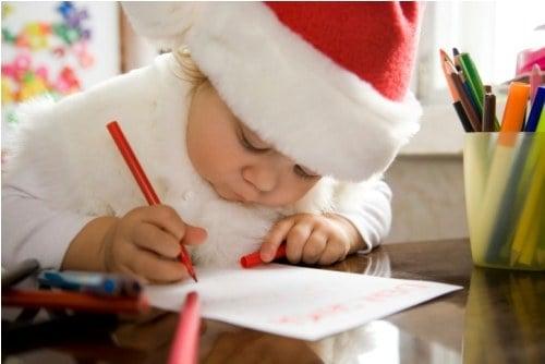 bambino lettera - Lettera a Babbo Natale di un bimbo di 41 anni