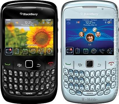 blackberry curve 8520 1 - I prodotti più venduti di questo Natale 2011: gli Smartphone