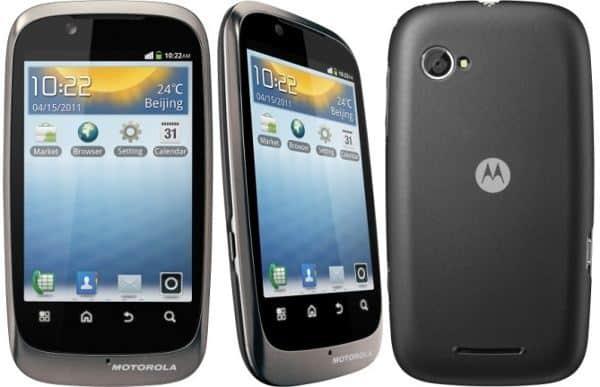 motorola fire xt - I prodotti più venduti di questo Natale 2011: gli Smartphone