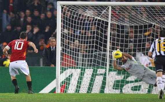 totti sbaglia - Il commento alla 15-esima giornata di Serie A