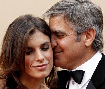 Elisabetta Canalis e George Clooney - Bobo Vieri ed Elisabetta Canalis di nuovo insieme?