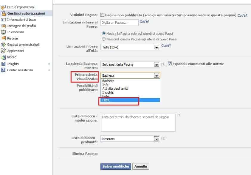 FBML - Monitoriamo Facebook con Google Analytics