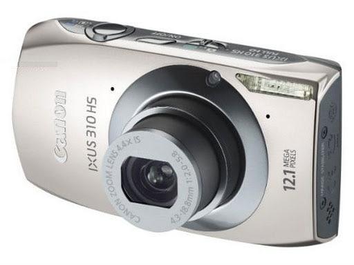 GenCept Canon IXUS 310 HS - Le nuove Fotocamere spopolano sul Mercato