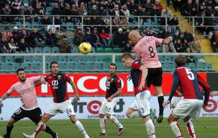 Migliaccio - Serie A 2011-2012: Il commento alla 19esima giornata