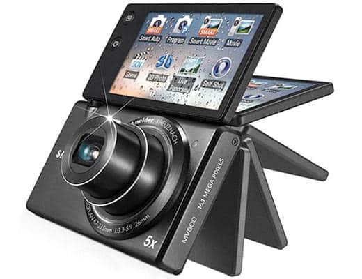 camera samsung mv800 - Le nuove Fotocamere spopolano sul Mercato