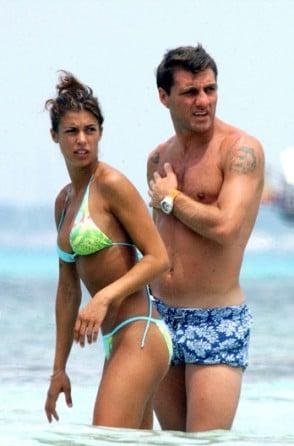 canalis vieri - Bobo Vieri ed Elisabetta Canalis di nuovo insieme?