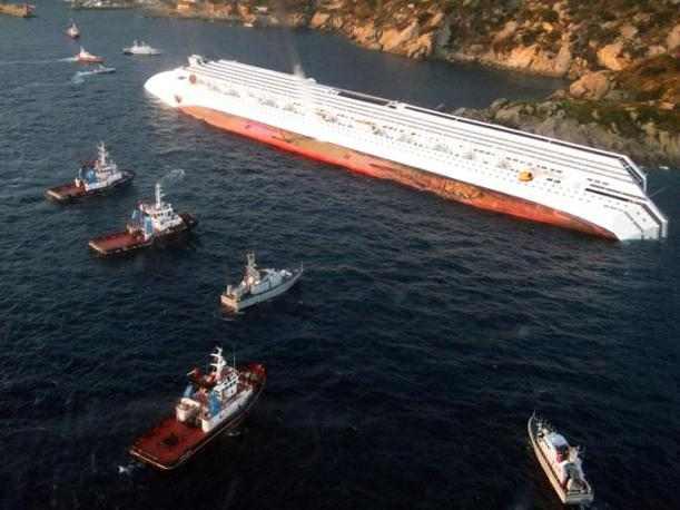 Costa Concordia morti