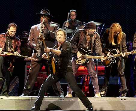 e street band - Bruce Springsteen e il nuovo album Wrecking ball