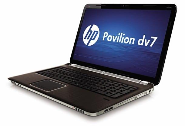 hp pavilion dv7 6000el 1 - Più potenza ai Notebook