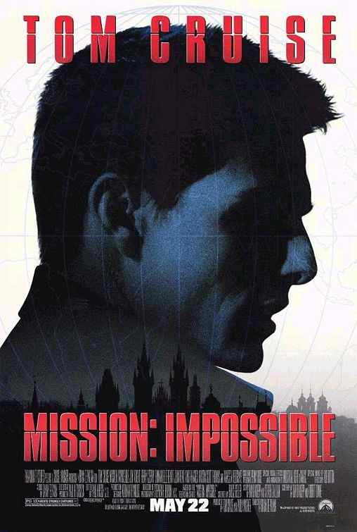 mission1 - Mission Impossible - Protocollo Fantasma: continua la saga con Tom Cruise