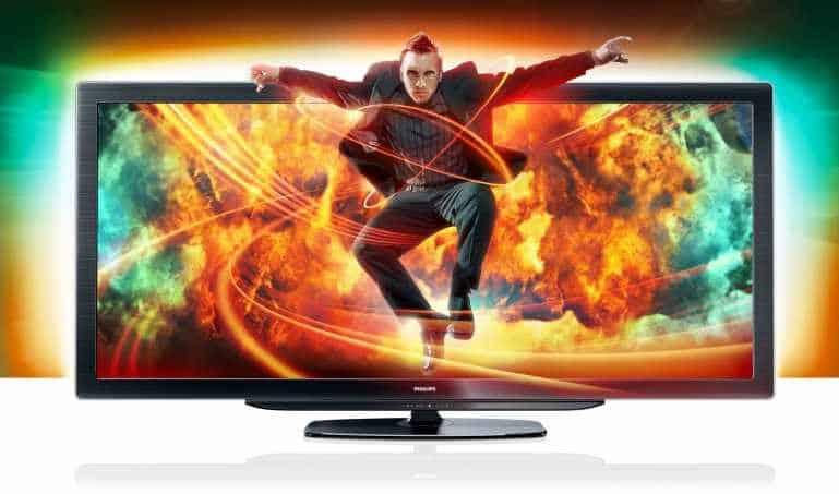 TV Philips 3d