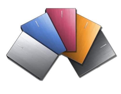samsung serie 3 colori - Più potenza ai Notebook