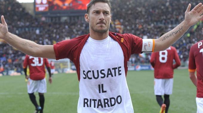 totti contro il chievo - Calcio in Pillole: Diciassettesima Giornata di Serie A