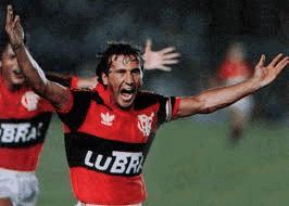 Zico al Flamengo
