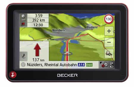 Becker Active 43 Talk