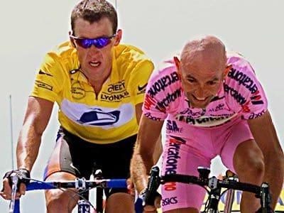 Pantani vs Armstrong
