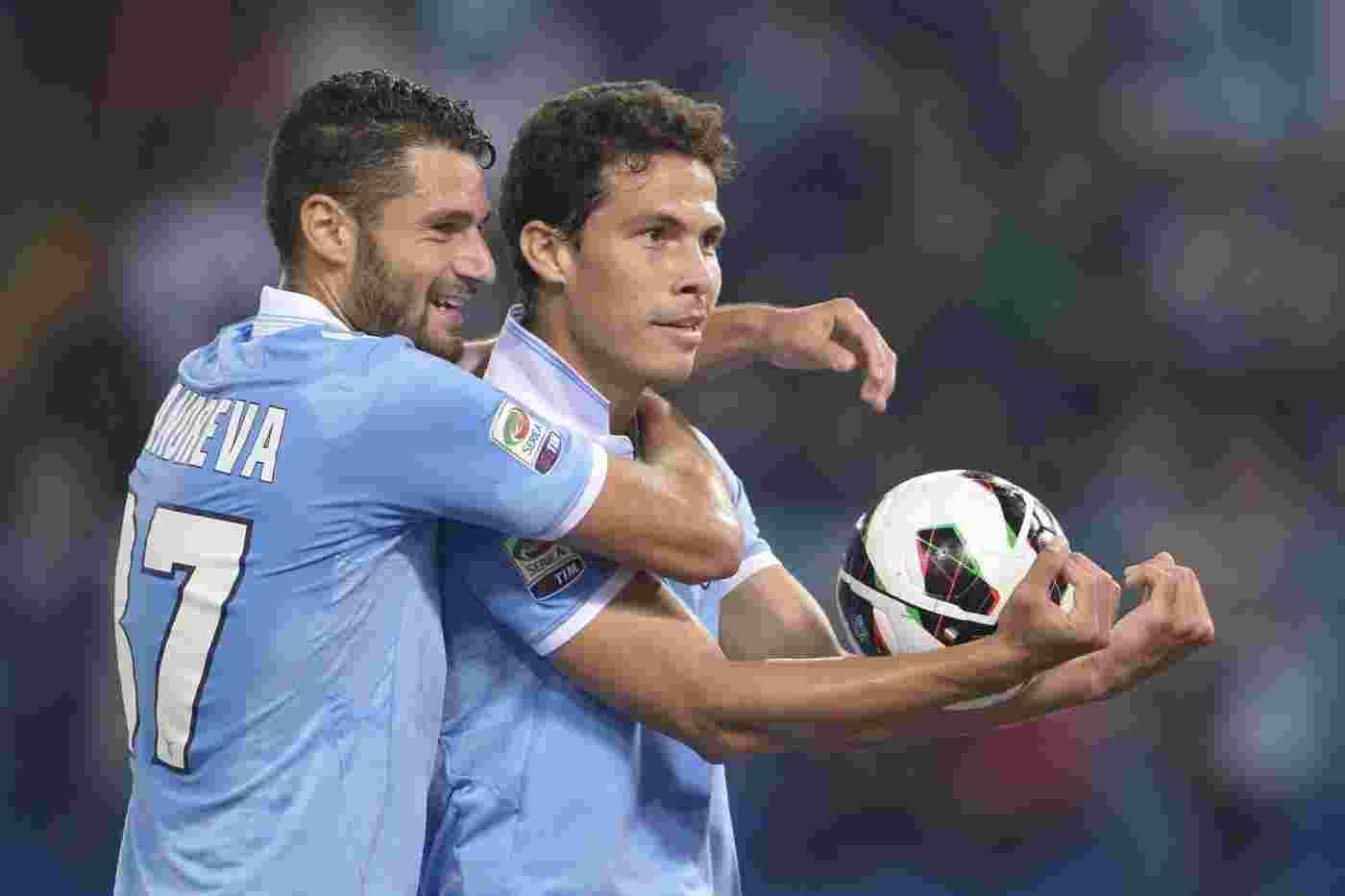 Hernanes e Candreva stendono il Milan