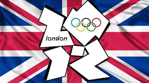 Logo di Londra 2012