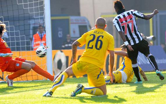 Maicosuel e la pace con i tifosi dell'Udinese