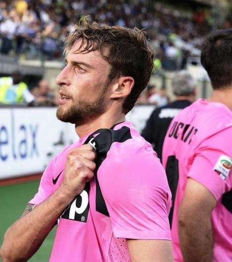 goal di Marchisio in Siena-Juventus