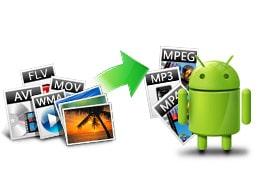 trasferire file su Android