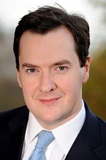 Il ministro del tesoro inglese Osborne