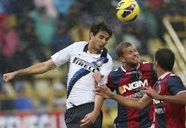 Ranocchia goal al Bologna