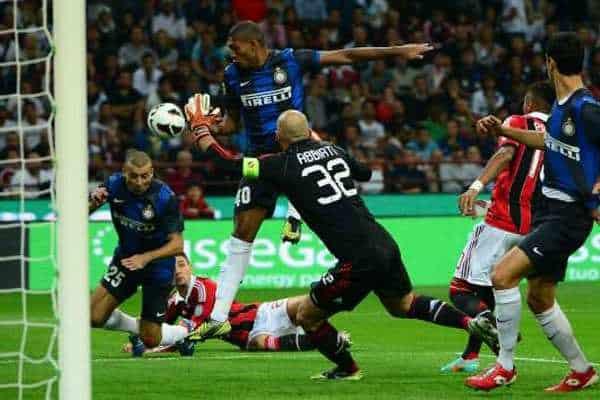 goal di samuel derby di milano