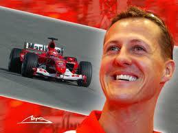 Micheal Schumacher campione del mondo