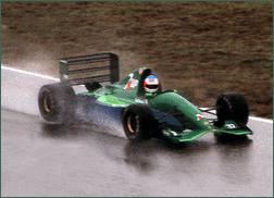 Formula 3 e la Mercedes