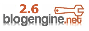 BlogEngine.Net 2.6