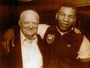 Tyson e Cus D'Amato